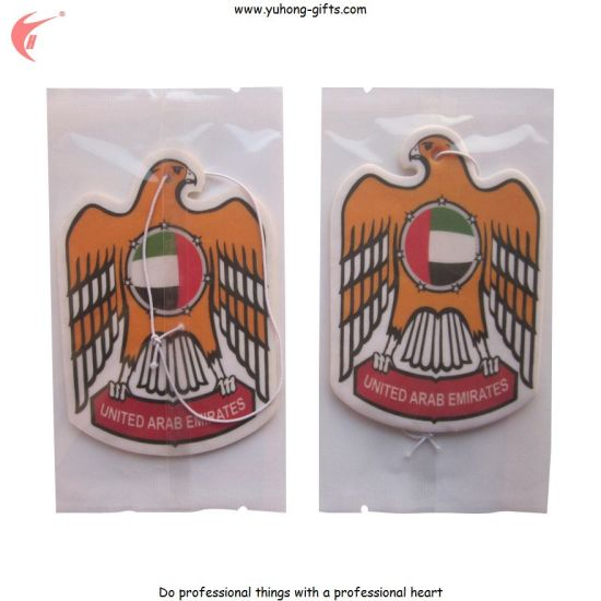 China Factory Wholesale Car Air Freshener for Promotional (YH-AF070) pictures & photos