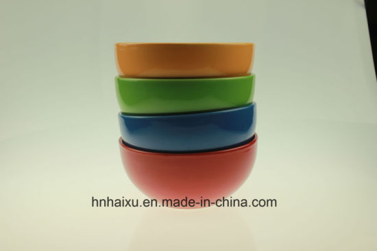 Colorful Ceramic Bowl with High Quality pictures & photos