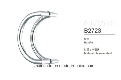 Xc-B2723 Furniture Hardwarebathroom Big Size Door Pull Handle pictures & photos