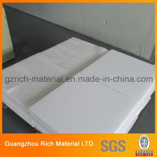 China 300*1200mm 1 5mm PS Plastic Diffuser Sheet for LED