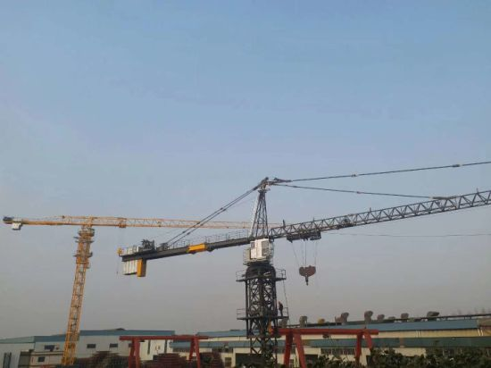 Dahan 10t Qtz160 (6024) Top Kit Tower Crane