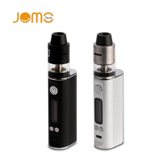 Vape Cigar & Electronic Cigarette for Sale in Riyadh Jomo 80W VW Tc and Smart Electronic Cigarette Box Mod pictures & photos