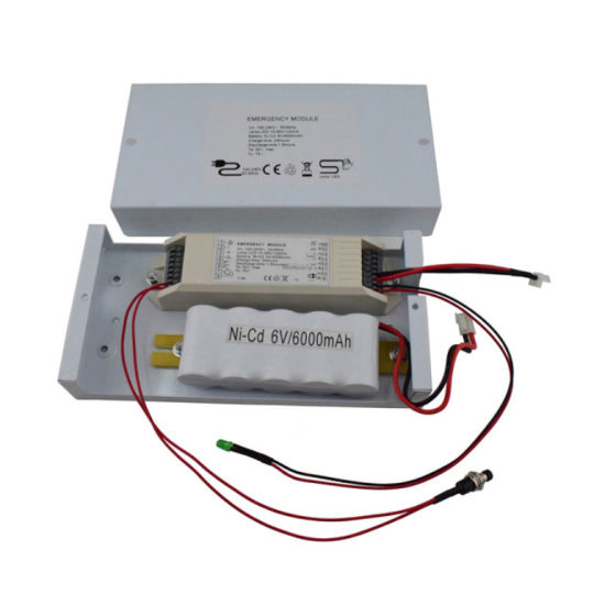 Constant Current Emergency Conversion Kit with Rechargeable Power Pack