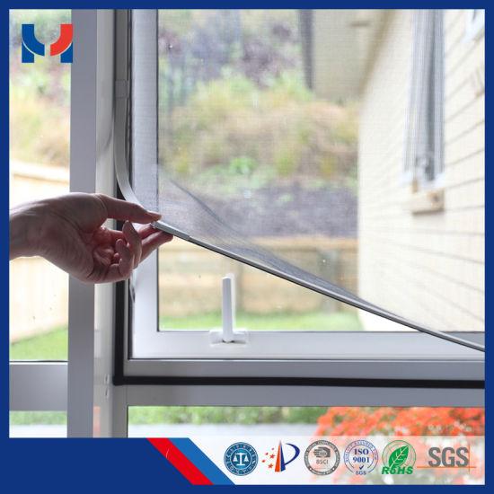 DIY Magnetic Window Screen, Magic Mesh