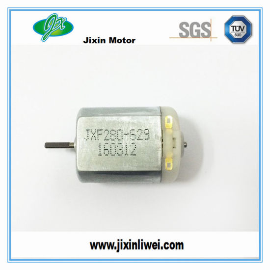 F280-629 12V/24V DC Motor for Car Remote Contral pictures & photos