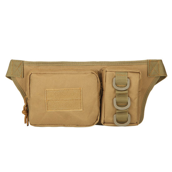 Wholesale Camel Army Green Black Waterproof Fanny Packs Army Military Outdoor Tactical Belt Bum Waist Bag
