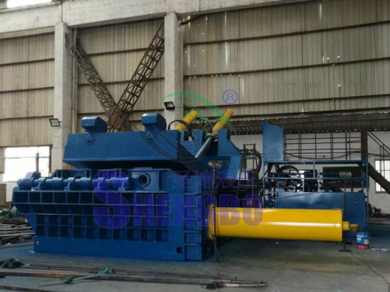 Copper Shavings Scrap Hydraulic Baler (factory) pictures & photos