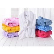 Promotional Hotel/Home Cotton Terry Bathrobe/Pajama/Nightwear