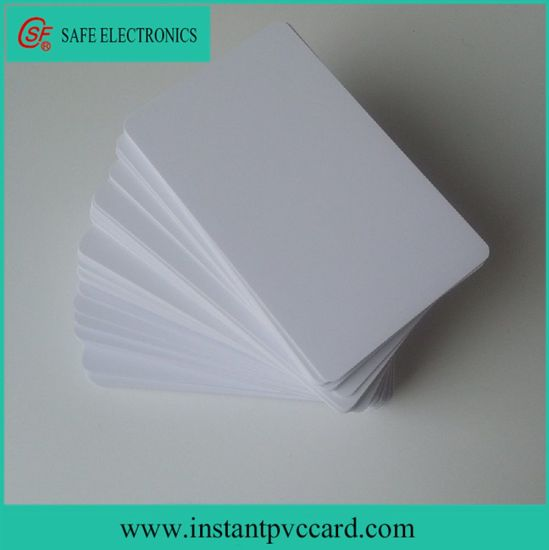 Fast Drying Plastic 13.56MHz M1 RFID IC Card