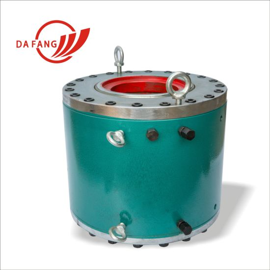 Ydc Factory Supply Hydraulic Jacks Electric Hydraulic Jack Prestressing Jack pictures & photos