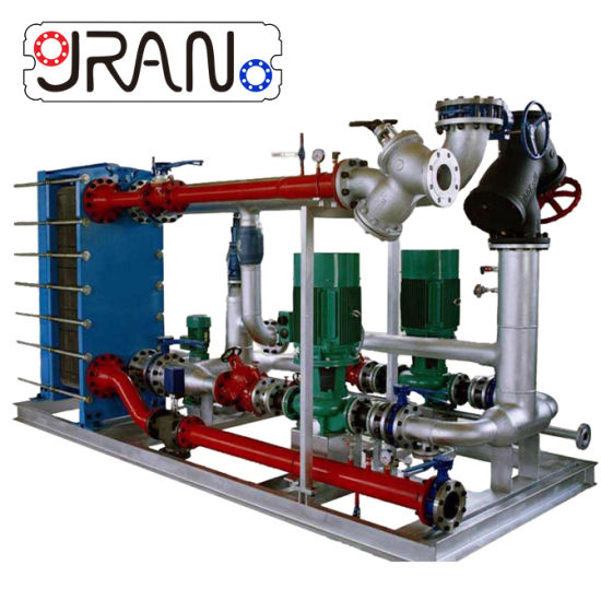 Industrial Plate and Frame Heat Exchanger Plate Heat Exchangers All Types
