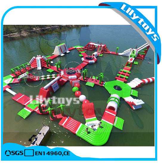 Inflatable Water Toys / Giant Inflatable Water Playground for Sale pictures & photos