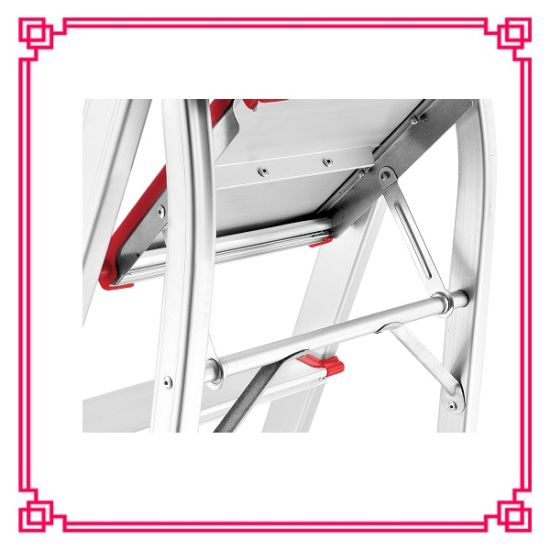 5 Steps Folding Aluminium Stair pictures & photos