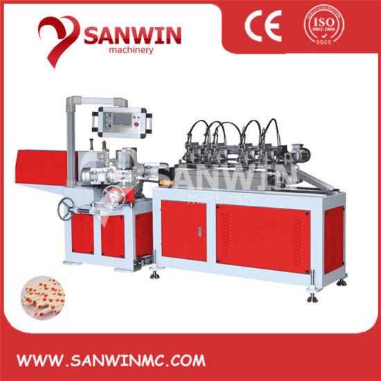 High Speed Multi Cutters Paper Straw Machine