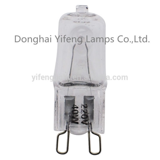 Halogen Bulb Lamp G9 220-240V pictures & photos