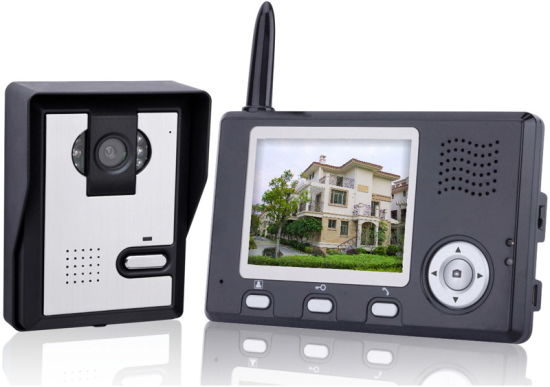 China Wireless Video Intercom With Photoing For Office China