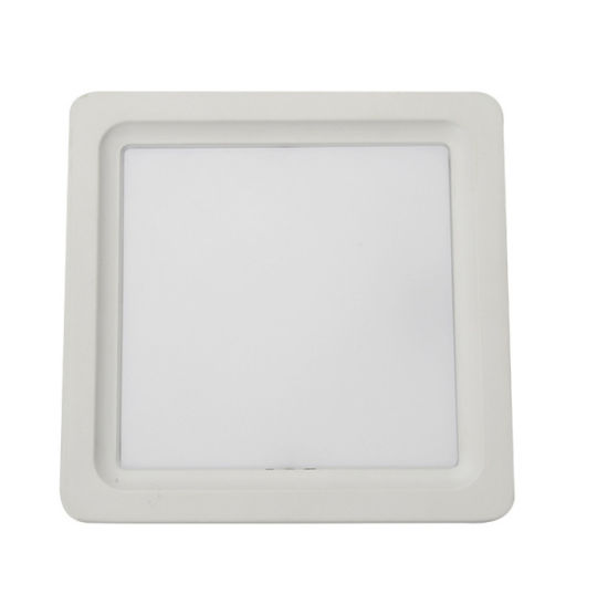 Wholesale 6W 12W 15W 18W 24W Embedded Aluminum Ceiling LED Panel Lamps