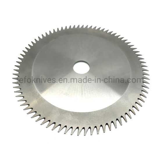 Saw Blades for Rubber Tire Cutting Nylon