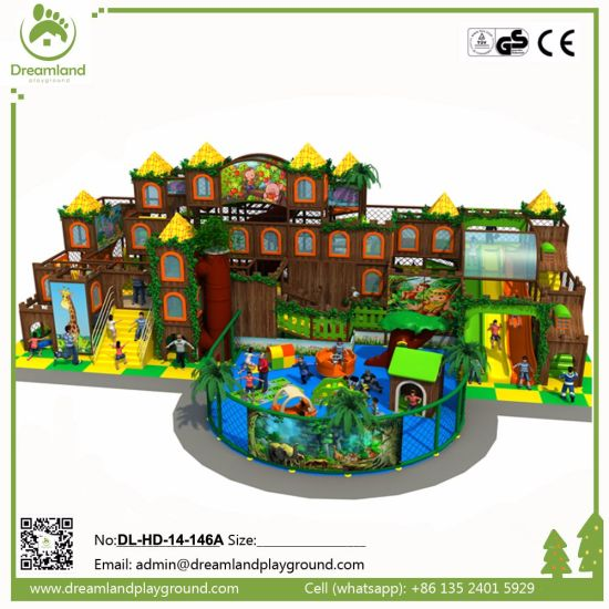 Wholesale Children Indoor&Outdoor Playground pictures & photos