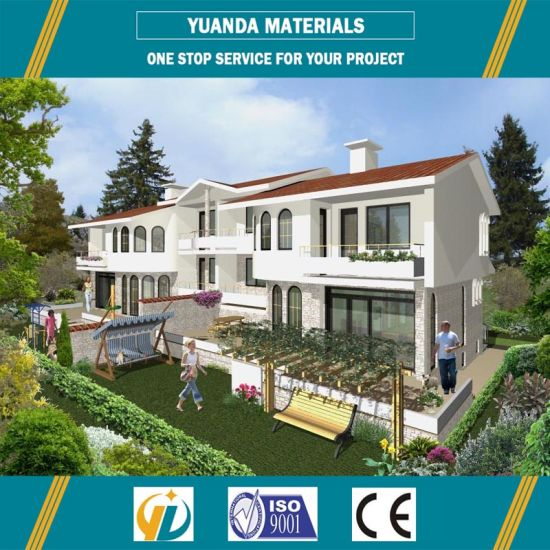 China Pre Built Home Best Modular Home Builders China Steel