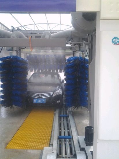 Lebanon Automatic Car Wash System for Beirut Carwash Business pictures & photos