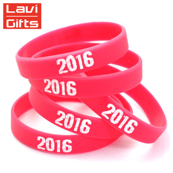 china custom rubber motivational country flags silicone bracelet