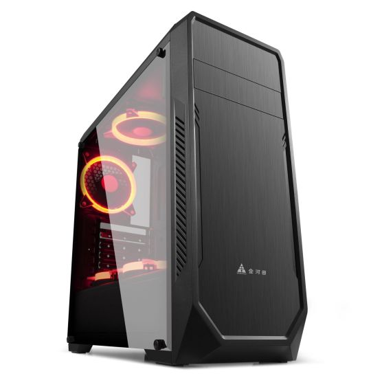 New Design OEM Model ATX Computer Case with Acrylic Window
