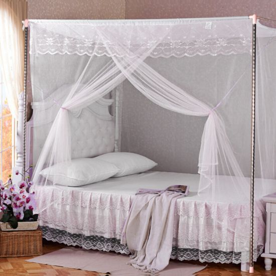 Net 1.2 1.5 M, 1.8 M Bed Bed Sheets to Open The Door Stainless Steel Stent Nets Landing Encryption Heightening Specials.