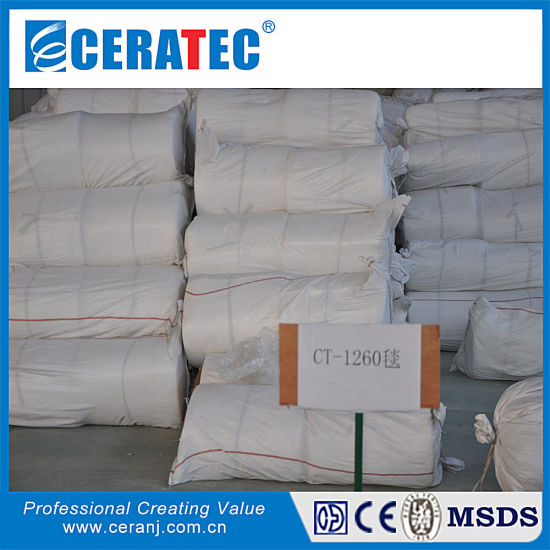 Luyang Wool Ceramic Fiber Blanket China Manufacturers