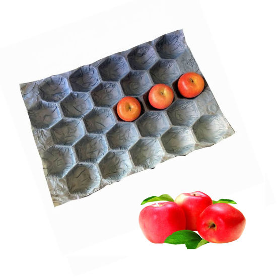 Customized Kraft Paper Fruit Wrapping Tray Liner