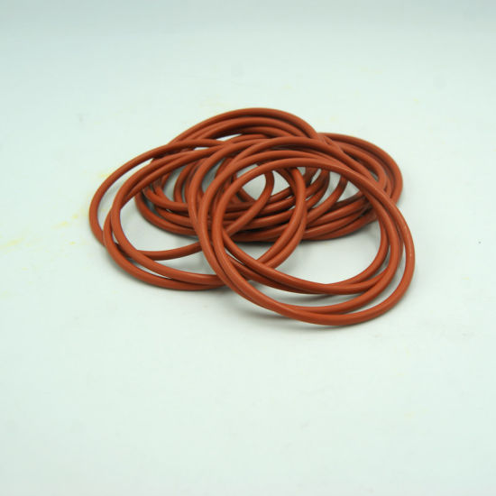 Silicone Rubber Seal O Ring for Instrument Electronic Equipment