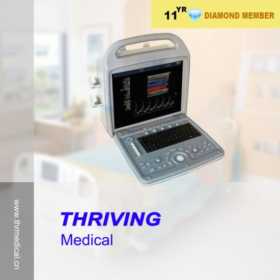 Color Doppler Vascular Ultrasound System (THR-CD580) pictures & photos