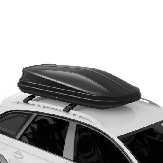 Custom ABS Material Storage Cargo Car Roof Luggage Box