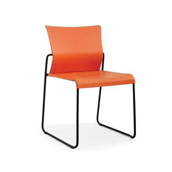 Awe Inspiring Hot Item Plastic Steel Leg Modern Waiting Room Chairs Wholesale Bralicious Painted Fabric Chair Ideas Braliciousco