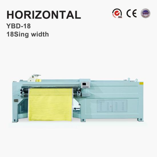 Horizontal Programmable Embroidery Machine