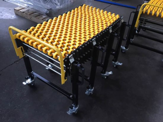 Motorized / Driven Flexible Conveyor for Conveyor System pictures & photos