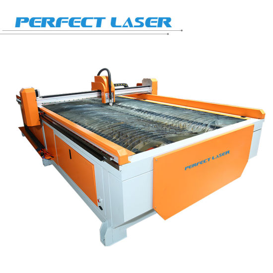 Factory Manufactures Plasma Cutting Machine for Thin Sheet