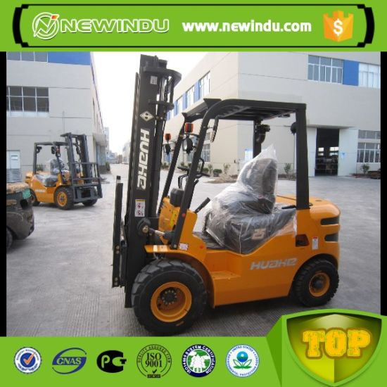 3 Ton Battery Forklift Hef30 Electric Forklift for Sale pictures & photos