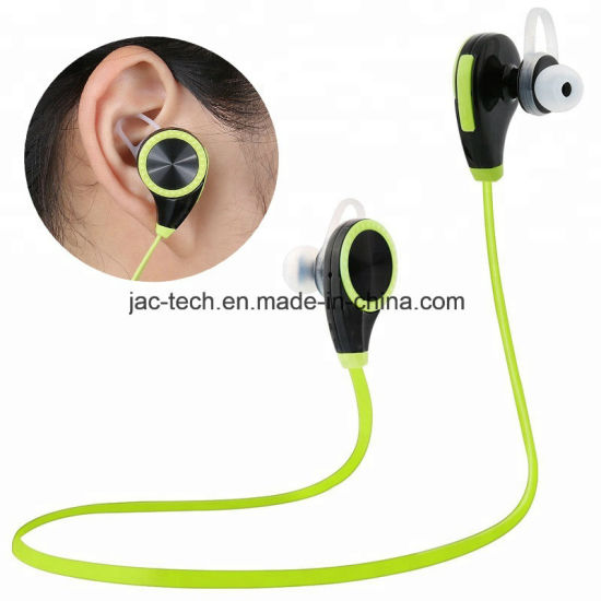 4025dfebc87 High Quality Fashion Wireless Stereo Sports Earphone Music Handsfree  Headphone with Mic