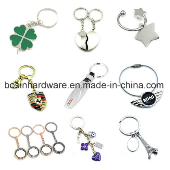 Custom Metal Key Chain Key Ring for Promotional Gift Craft pictures & photos