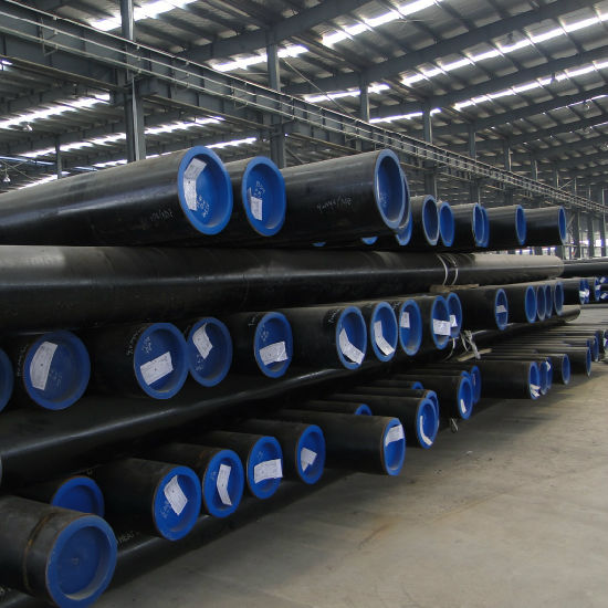 China ASTM A106 Seamless Carbon Steel Pipe For High Temperature