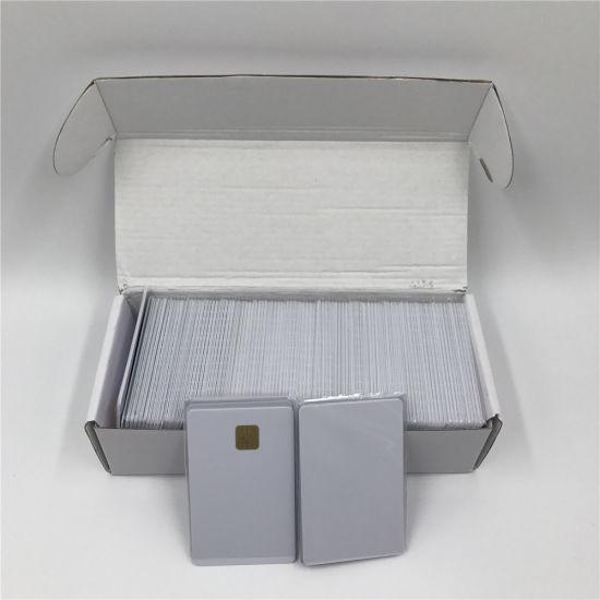 Smart Printable Contact IC Card