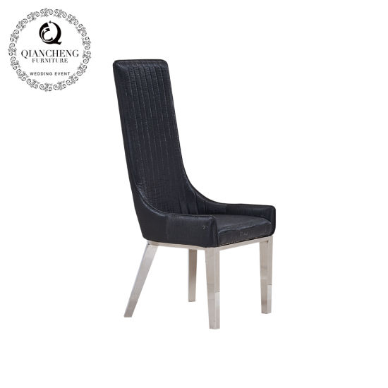 Hotel Dining Dining Table and Chair Set Restaurant Dining Chair High Back Dining Chair