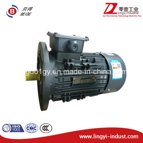 Siemens Beide Low Voltage High Efficiency Ie2/Ie3 Three Phase Asynchronous AC Electric Induction Motor for Water Pump Axial Fan Belt Conveyor pictures & photos