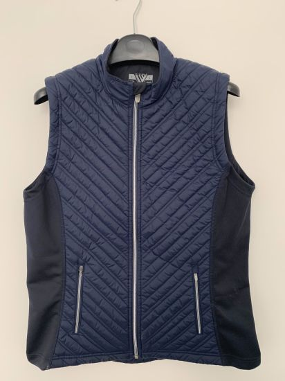 Lady's Outdoor Sports Gilet, Paded Vest Jacket