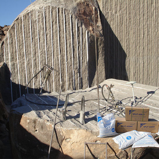 Cemento Expansive Mortar for Break Stone