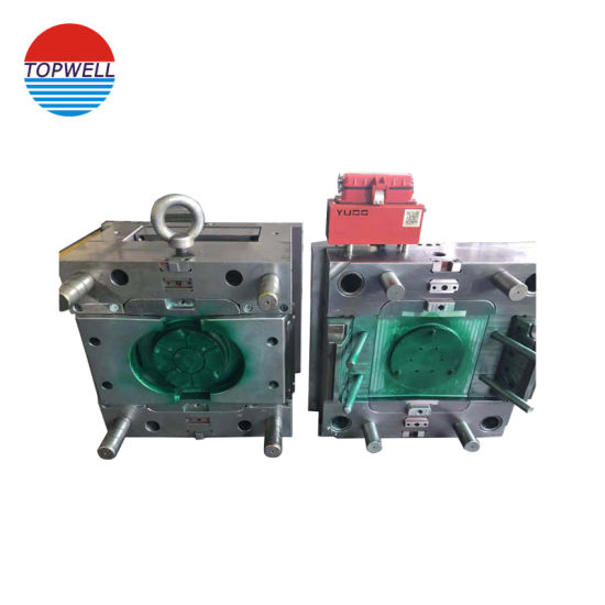China Mold Factory Custom Design Die Casting Tooling Parts Double Plastic  Injection Mold for Household/Electronic Products with ABS/PC/POM in Molding