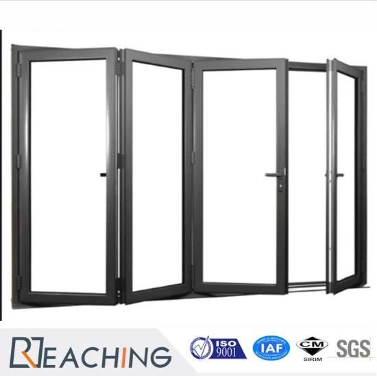 Aluminum Bi-Folding Door for Australian Market