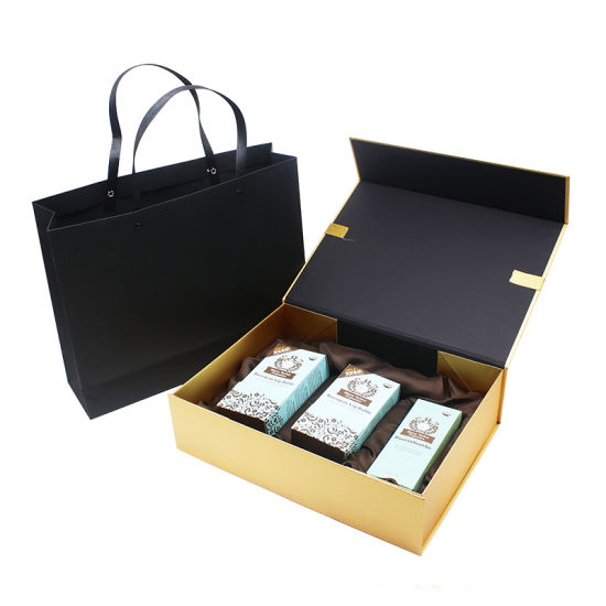 Rigid Paper Drawer Gift Box with Printing