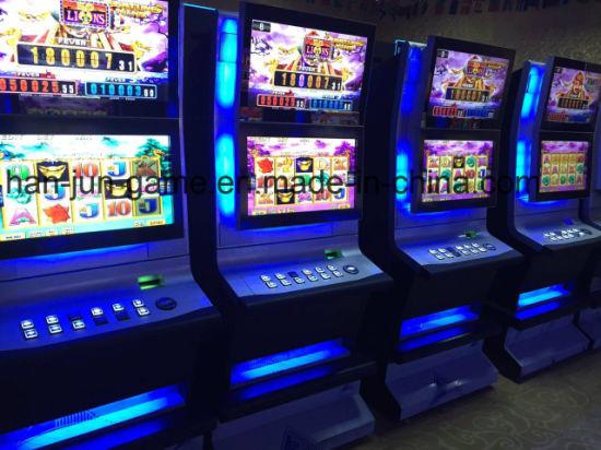 Slot Machine Casino Gambling Sales Las Vegas Company Products